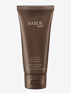 Vitalizing Hair & Body Shampoo - NO COLOR
