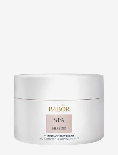 Shaping Vitamin ACE Body Cream - body cream - no colour