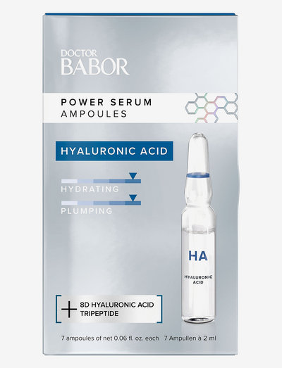 Doctor Babor Ampoule Hyaluronic Acid - serum - no colour