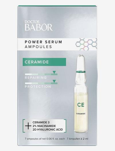 Doctor Babor Ampoule Ceramide - serum - no colour