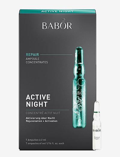 Active Night - serum - no color