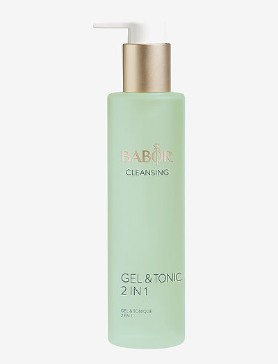 Cleansing Gel&Tonic - NO COLOR