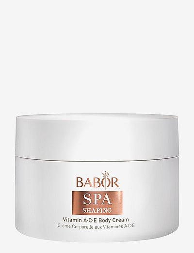 Shaping Vitamin ACE Body Cream - body cream - no color
