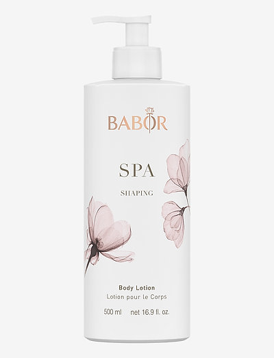 Shaping Body Lotion - clear