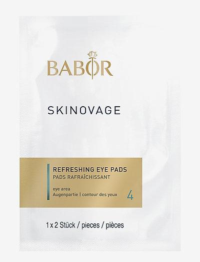 Balancing Refreshing Eye Pads - sheet mask - no color