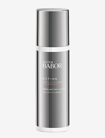 Rebalancing Liquid - skintonic & toner - no color