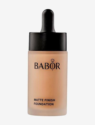 Matte Finish Foundation 03 natural - foundation - natural