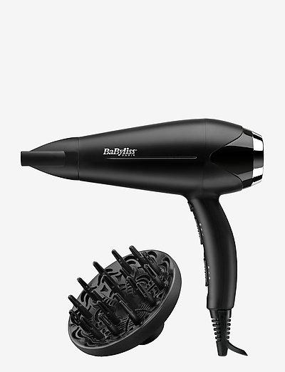 Turbo Smooth 2200 - hårfön - black