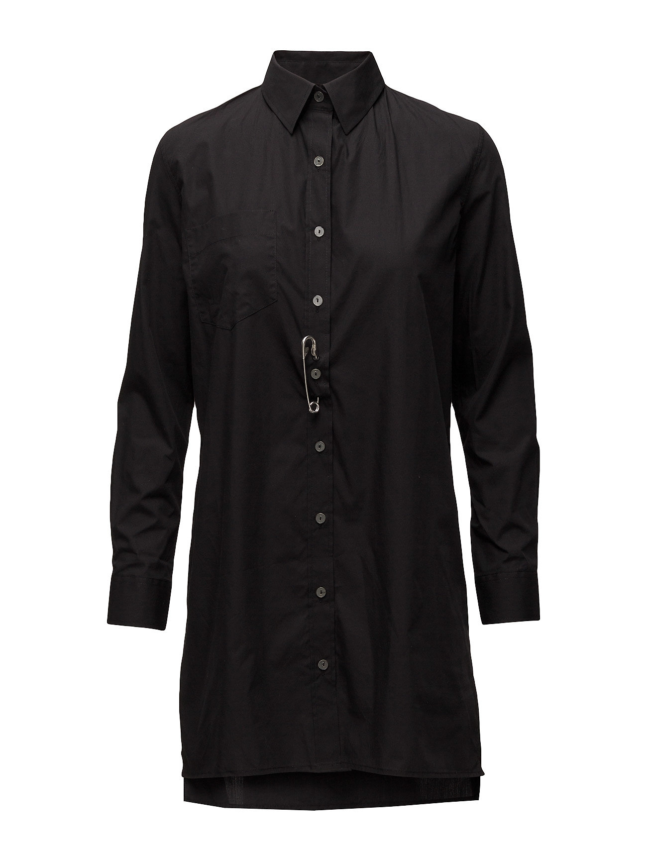 BACK Big drunk shirt - BLACK