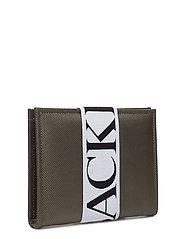 Logo elastic wallet