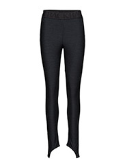 ROUND LS LEGGINGS - BLACK