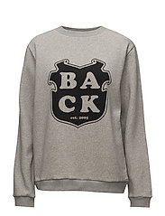 Uni sweat - GREY MELANGE