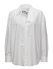 Wasted shirt - WHITE