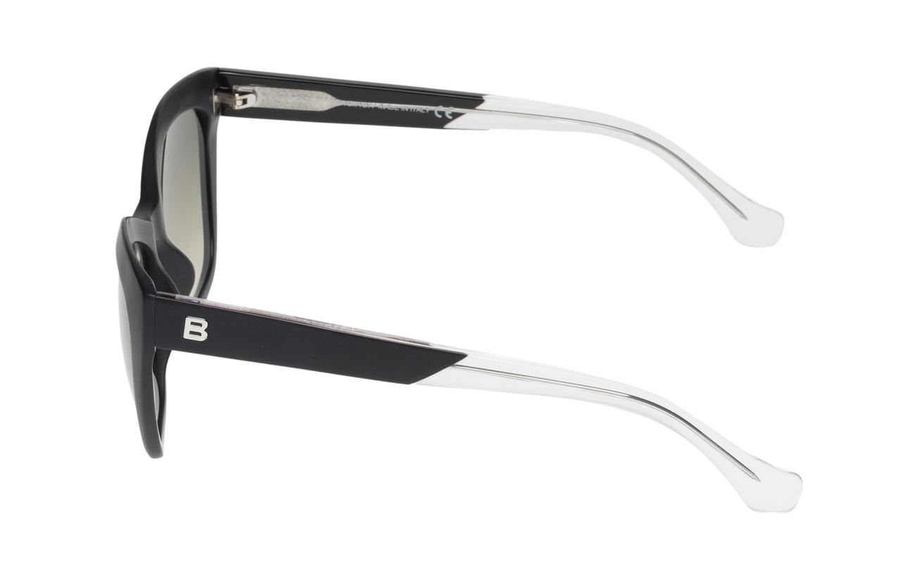 SmokeBalenciaga Ba004702bMatte SmokeBalenciaga Ba004702bMatte Sunglasses Sunglasses BlackGradient BlackGradient MVpSqUz
