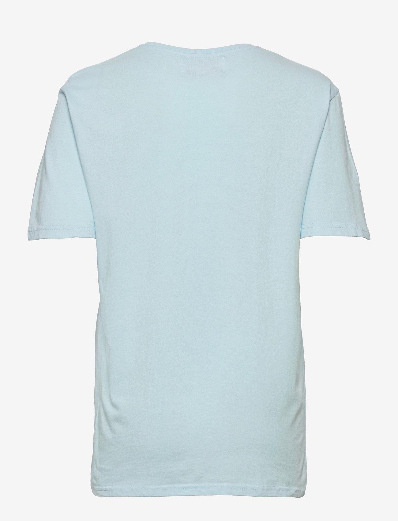 BALL - BALL RIMINI NASH TEE - t-shirts basiques - ice blue - 1