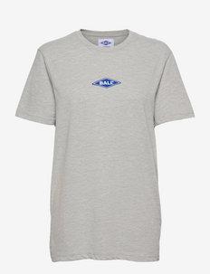 BALL RIMINI NASH TEE - t-shirts & tops - lg melange