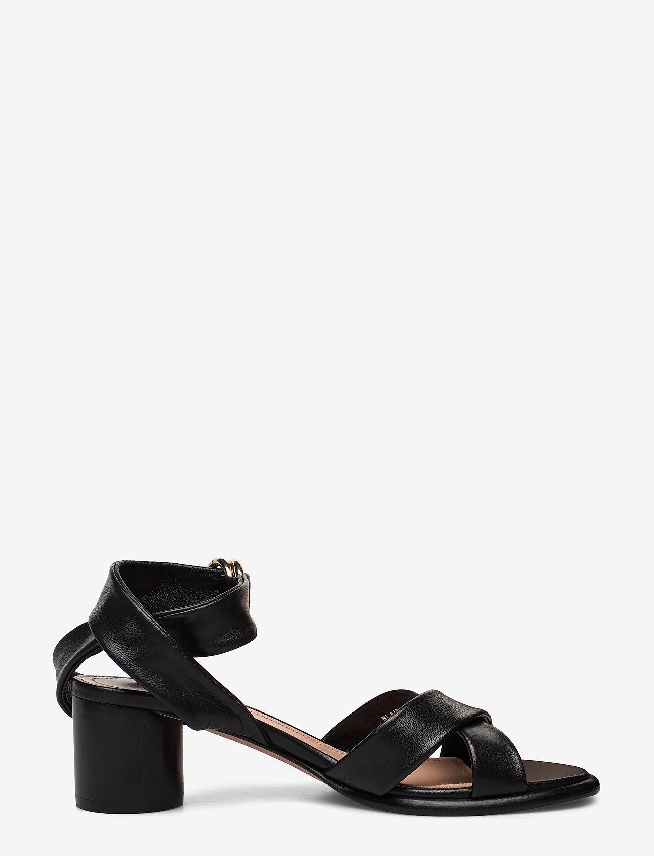 Bally - BLAIR 50/00 - høyhælte sandaler - black - 1