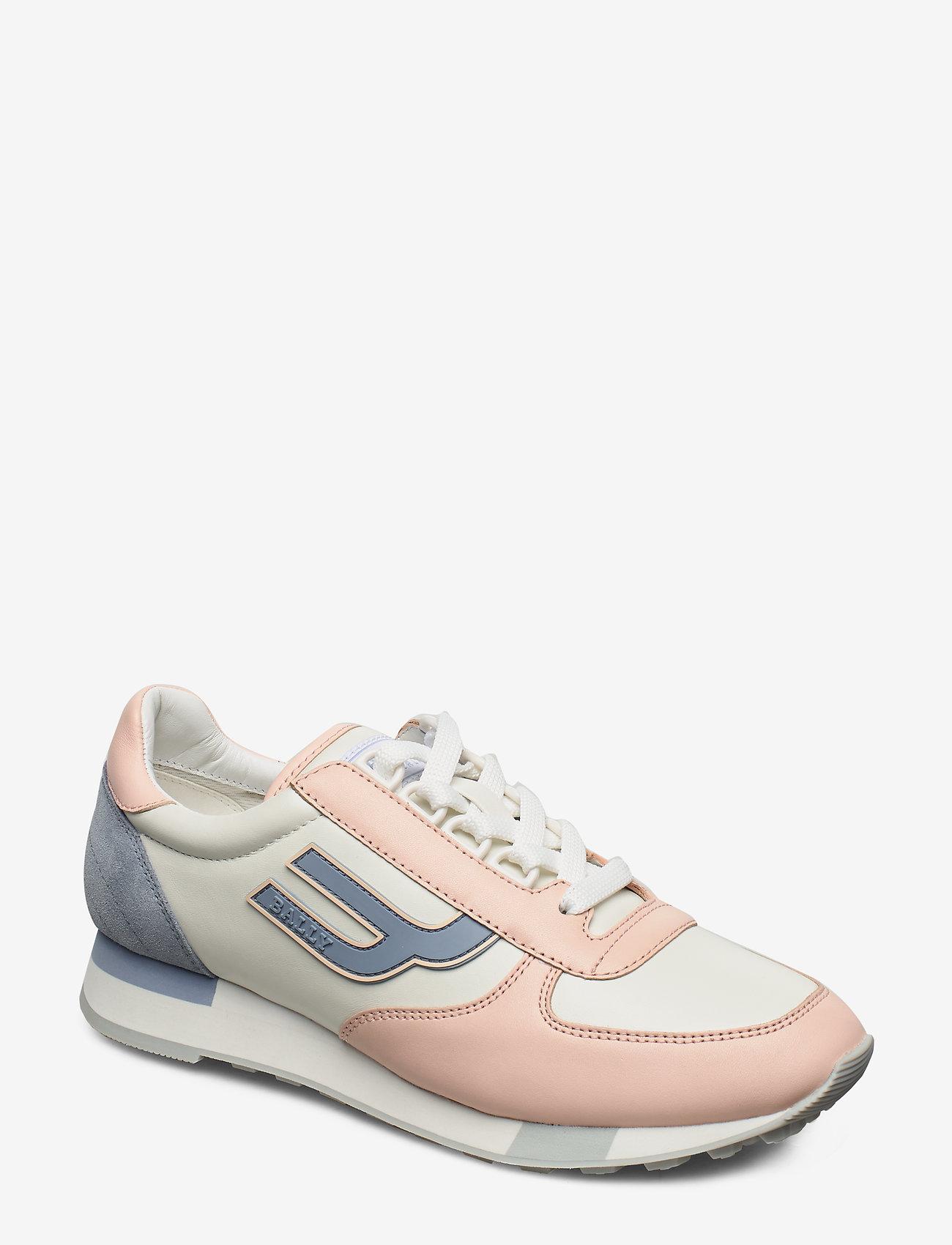 Bally - GAVINIA-M-F/121 - sneakersy niskie - litchi 20 - 0