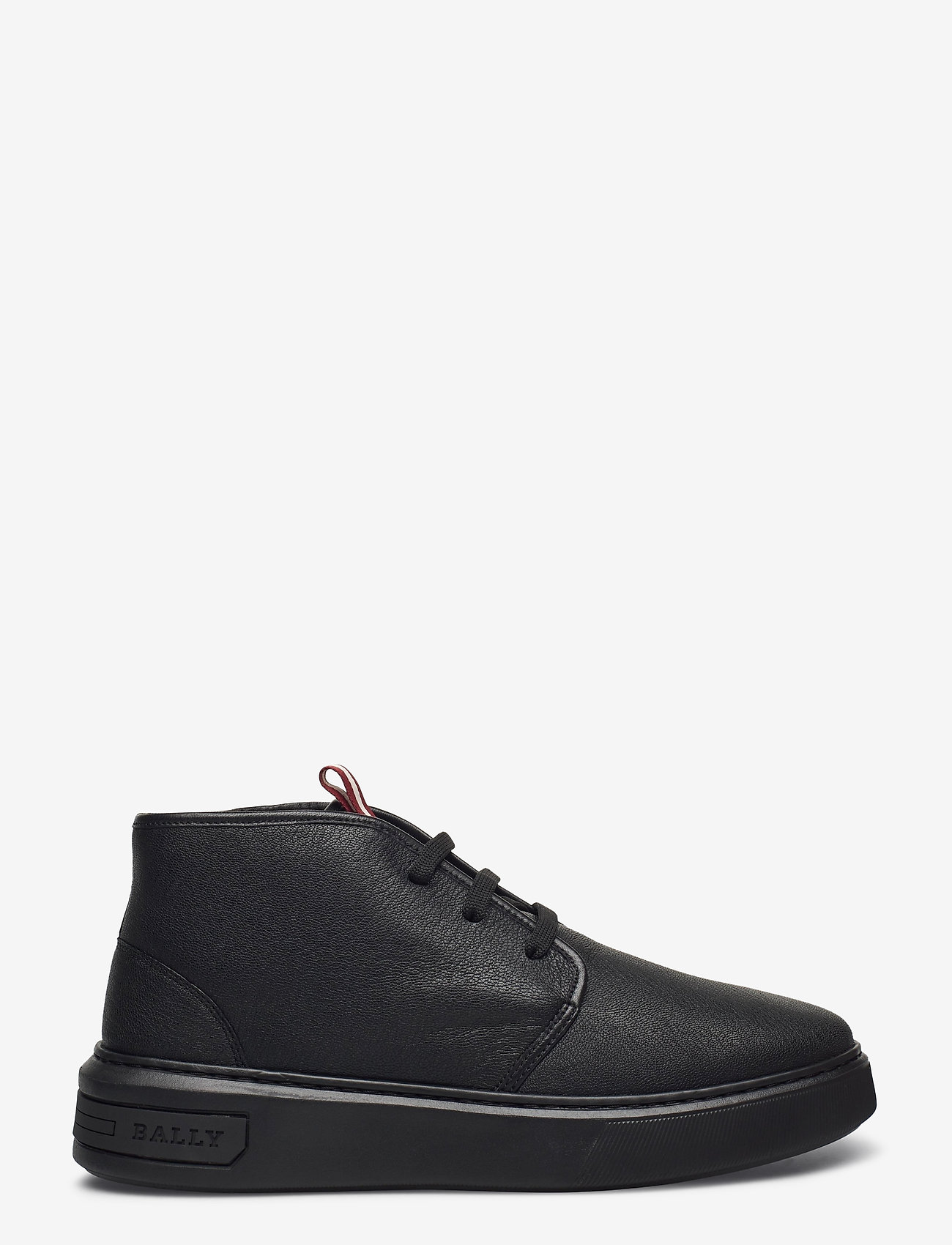 Bally - MATTIS-FUR/00 - desert boots - black - 1