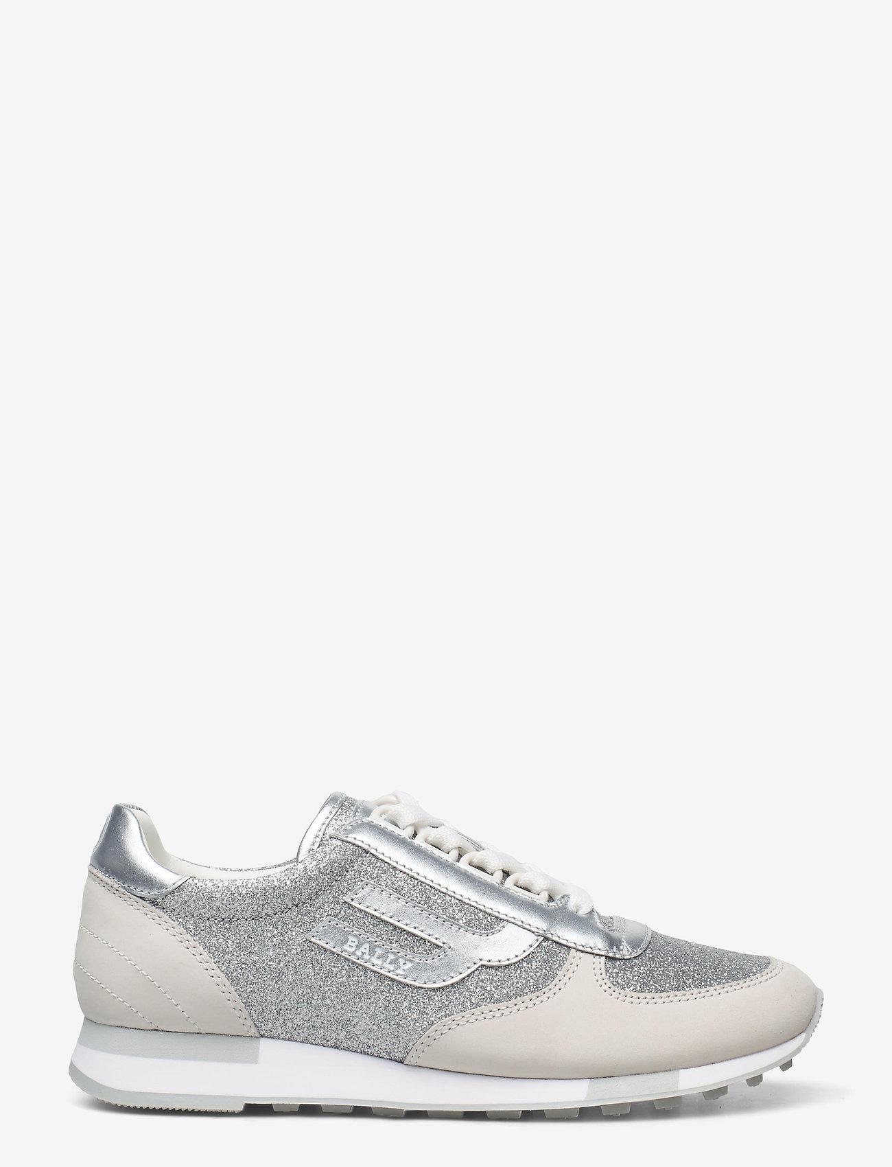 Bally - GAVINIA-T/01 - lage sneakers - 02001 silver 17 - 1
