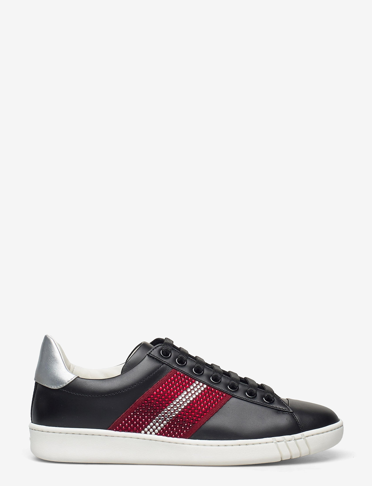 Bally - WIERA-TSP/00 - lage sneakers - blk/tsp ballyre - 1