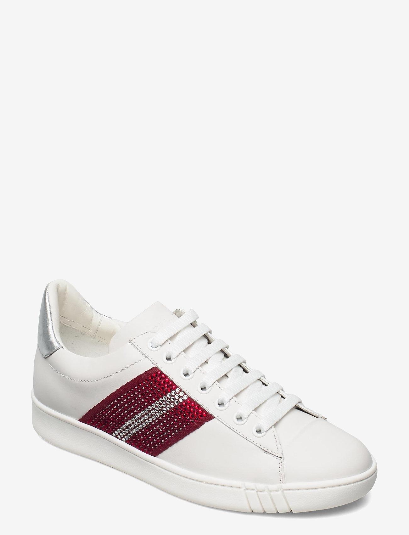 Bally - WIERA-TSP/08 - lage sneakers - white/tsp bally - 0