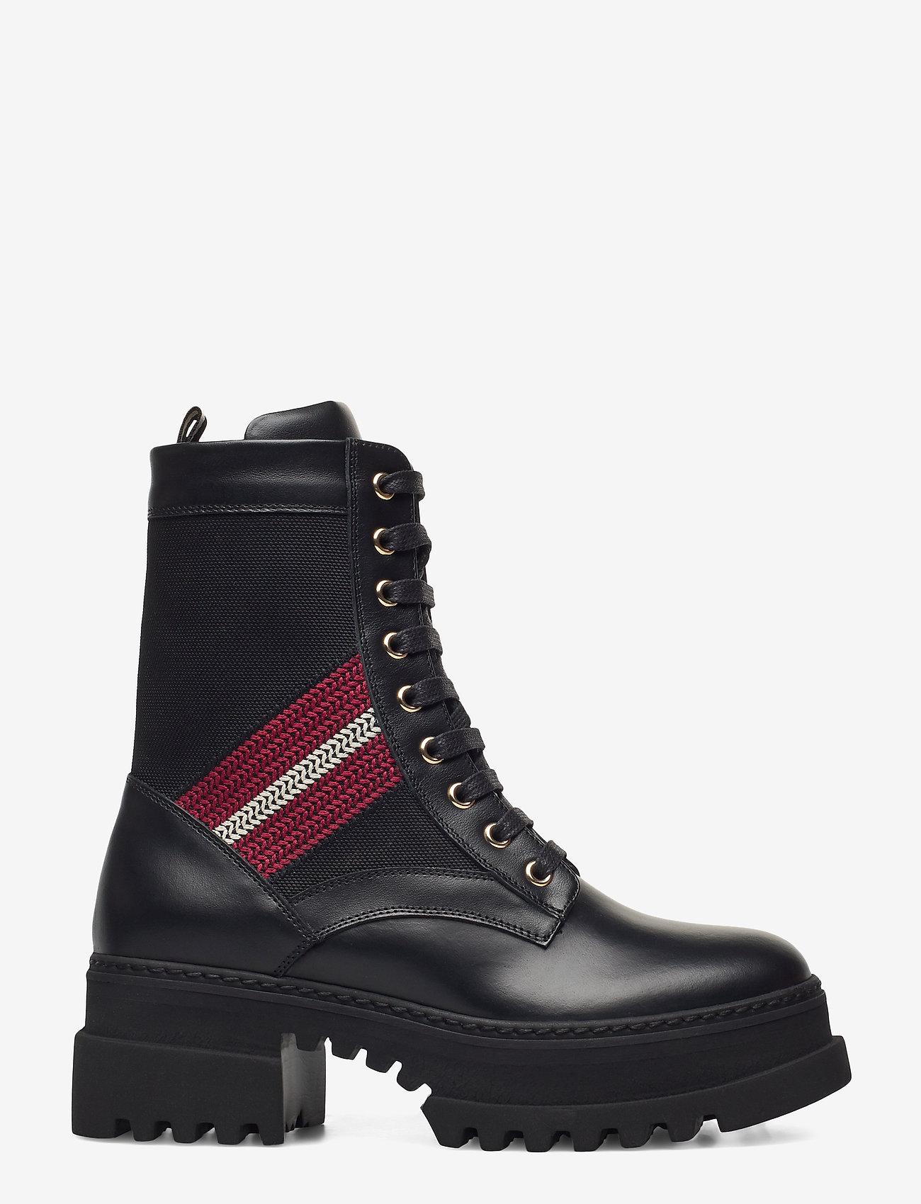 Bally - GIOIS/00 - ankelstøvler med hæl - 0100 black - 1