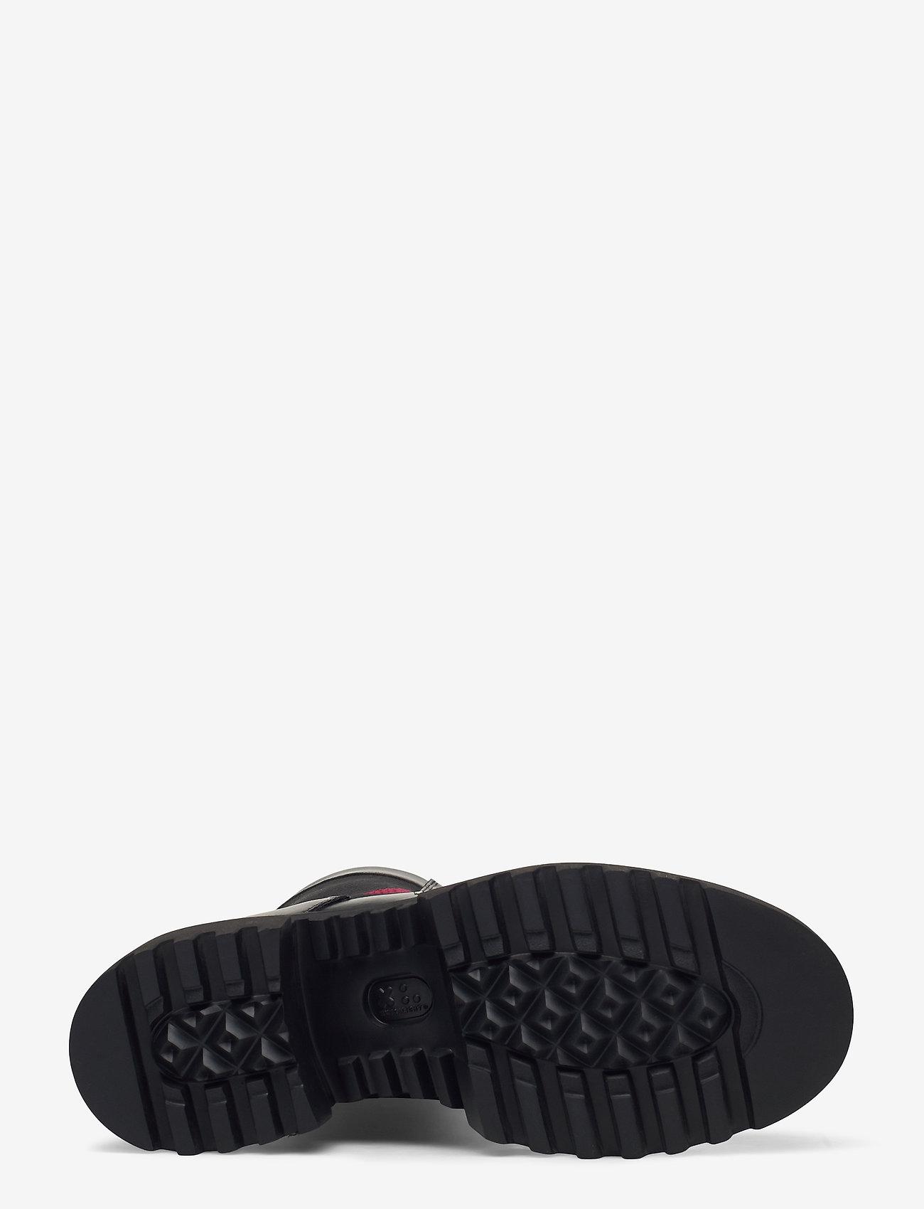 Bally - GIOIS/00 - ankelstøvler med hæl - 0100 black - 4