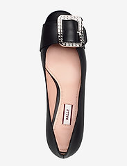 Bally - JACKIE 45-CRYSTAL/00 - heeled shoes - black - 3