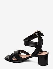 Bally - BLAIR 50/00 - høyhælte sandaler - black - 2