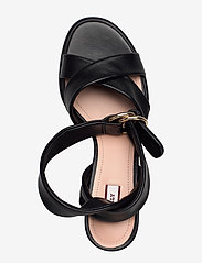 Bally - BLAIR 50/00 - høyhælte sandaler - black - 3