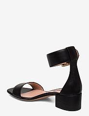 Bally - JANISE 40/00 - høyhælte sandaler - black - 2