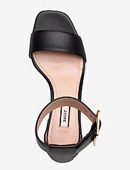 Bally - JANISE 40/00 - høyhælte sandaler - black - 3