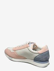 Bally - GAVINIA-M-F/121 - sneakersy niskie - litchi 20 - 2