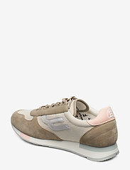 Bally - GAVINIA-T-CANVAS/105 - sneakersy niskie - natural - 2