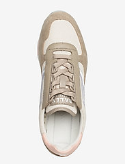 Bally - GAVINIA-T-CANVAS/105 - sneakersy niskie - natural - 3
