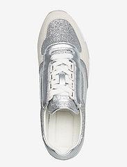 Bally - GAVINIA-T/01 - lage sneakers - 02001 silver 17 - 3