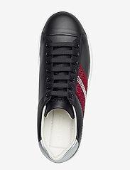 Bally - WIERA-TSP/00 - lage sneakers - blk/tsp ballyre - 3