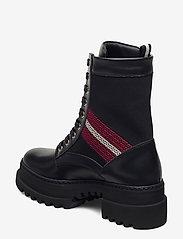 Bally - GIOIS/00 - ankelstøvler med hæl - 0100 black - 2