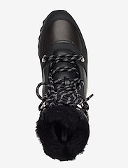 Bally - GAYE-FUR-SHARK/100 - flate ankelstøvletter - black - 3