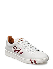 WIERA-BALLY - WHITE/BALLY RED