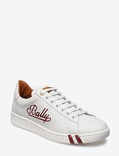 WIERA-BALLY - WHITE/BALLY RED