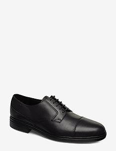 NEDDY/00 - buty sznurowane - black