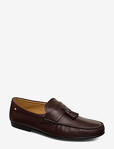 CREIGHTON/542 - loafers - mid brown