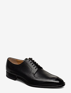TUSCO/10 - buty sznurowane - black