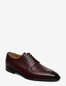 TUSCO/13 - buty sznurowane - mid brown
