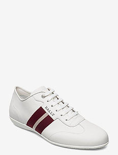 HARLAM-NEW-U/607 - low tops - 0300 white