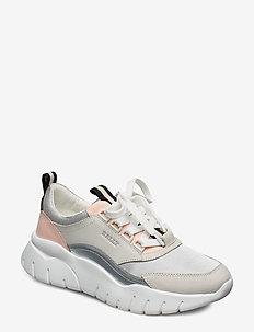 BITTI-T/07 - chunky sneakers - litchi 20