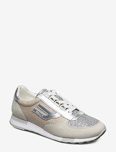 GAVINIA-T/407 - sneakers med lav ankel - white