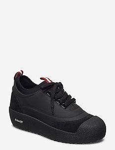 CUBLON/100 - baskets basses - 0100 black